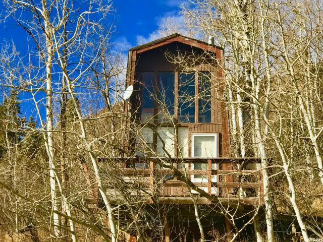 1462 Tollgate Canyon Rd, Wanship, UT 84017 (MLS #1492772) :: High Country Properties