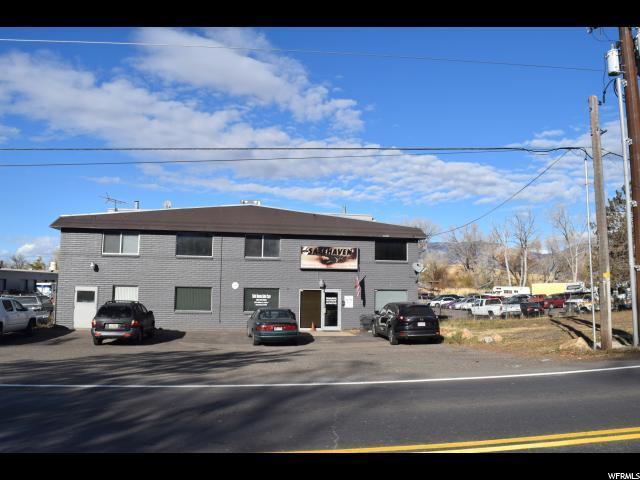 880 W Wilson Ln S Front, Ogden, UT 84401 (#1492774) :: Home Rebates Realty