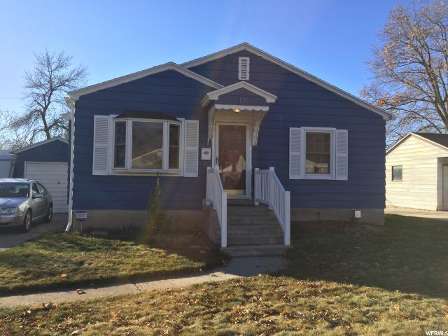 101 N Beacon Ave E, Layton, UT 84041 (#1492783) :: Keller Williams Legacy