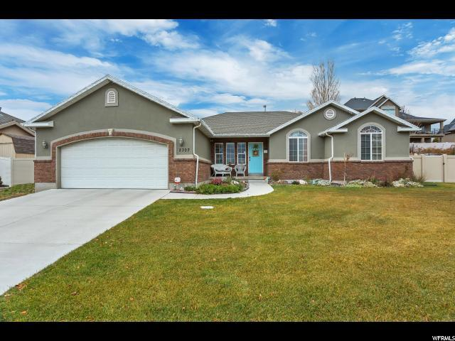 2307 Maverick Rd, Saratoga Springs, UT 84045 (#1492792) :: RE/MAX Equity