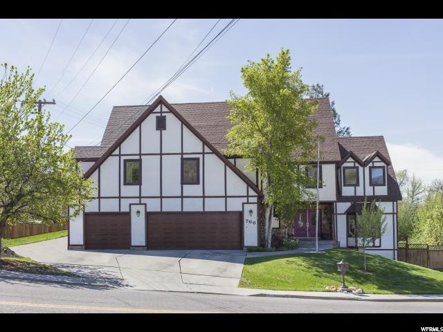 766 E 2950 N, Provo, UT 84606 (#1492825) :: The Utah Homes Team with HomeSmart Advantage