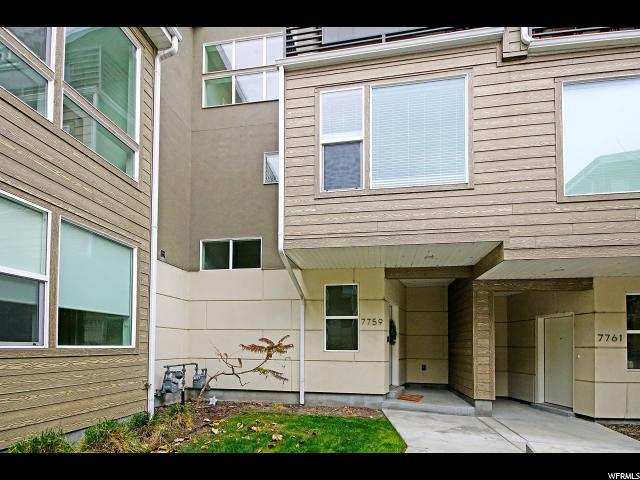 7759 S Rooftop Dr, Midvale, UT 84047 (#1492844) :: Action Team Realty