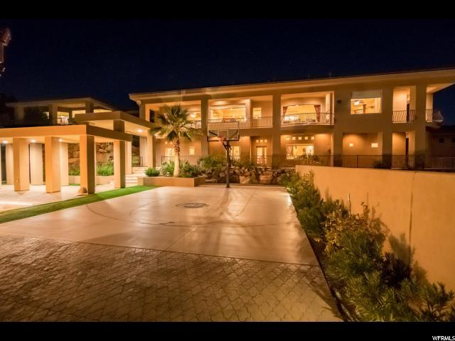 1747 S View Point Dr, St. George, UT 84790 (#1493034) :: Keller Williams Legacy