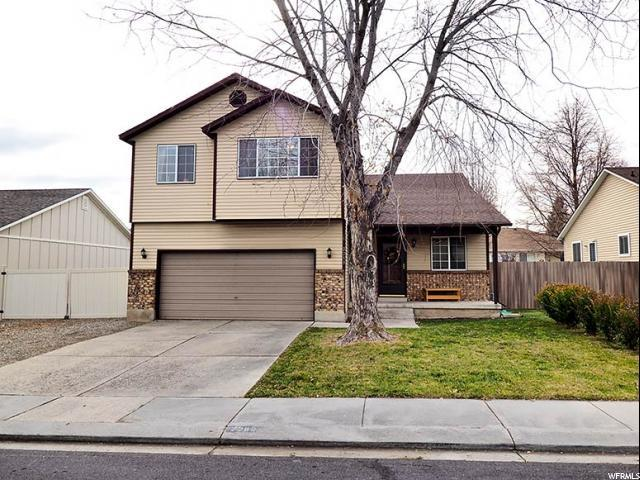 2253 W Pauline Way, West Jordan, UT 84088 (#1493043) :: Action Team Realty