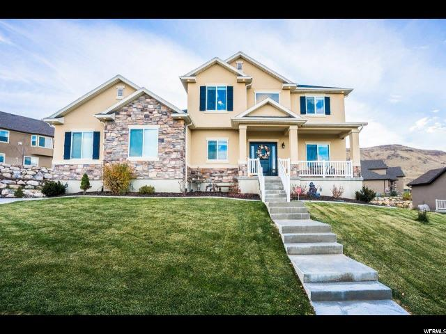 5297 W Ambermont Dr S, Herriman, UT 84096 (#1493134) :: The Utah Homes Team with HomeSmart Advantage