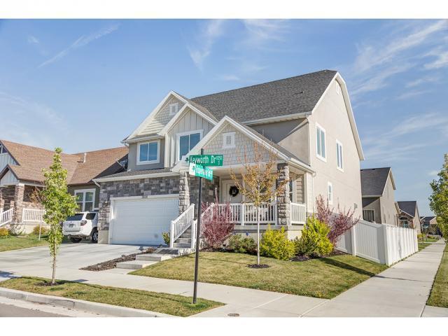 3634 W Keyworth Dr S, South Jordan, UT 84095 (#1493153) :: The Utah Homes Team with HomeSmart Advantage