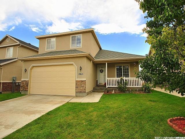 10621 S Poplar Grove Dr W, South Jordan, UT 84095 (#1493154) :: The Utah Homes Team with HomeSmart Advantage