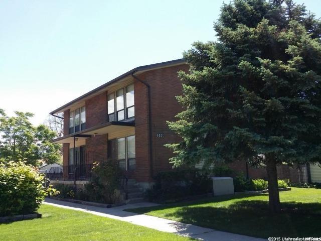 452 N 800 W 1&2, Salt Lake City, UT 84116 (#1493179) :: RE/MAX Equity