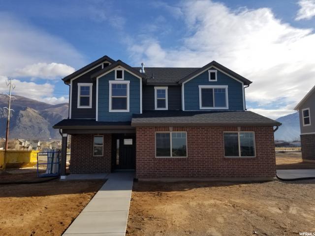 108 N 1325 W Lot 16, Springville, UT 84663 (#1493193) :: RE/MAX Equity