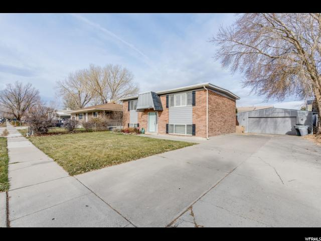 1326 W 7125 S, West Jordan, UT 84084 (#1493306) :: Action Team Realty