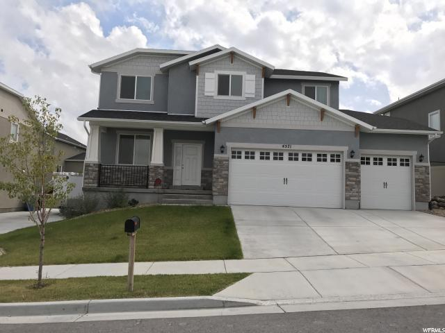 4571 W Lower Meadow Dr S, Herriman, UT 84096 (#1493330) :: The Utah Homes Team with HomeSmart Advantage