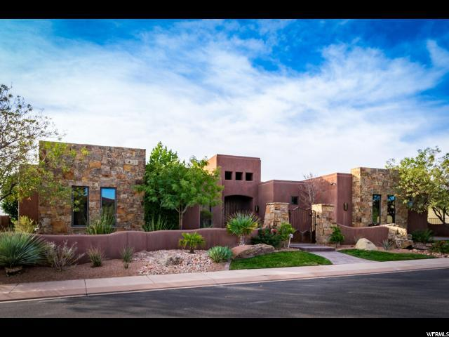 1923 W Rising Sun Dr, St. George, UT 84770 (#1493367) :: Red Sign Team