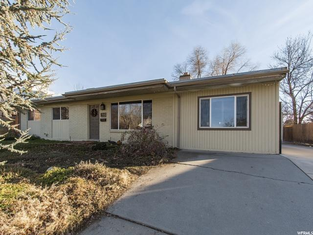 2272 E 6630 S, Cottonwood Heights, UT 84121 (#1493415) :: RE/MAX Equity