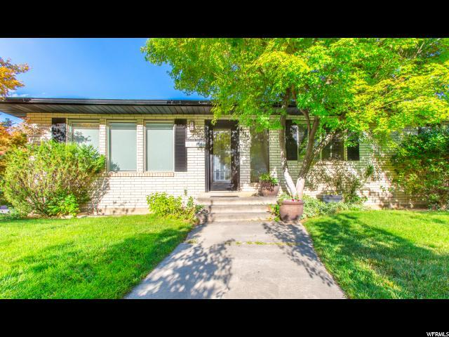 4115 N Foothill, Provo, UT 84604 (#1493428) :: RE/MAX Equity