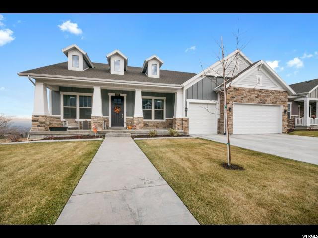 997 E Deer Heights Ct, Draper, UT 84020 (#1493436) :: RE/MAX Equity