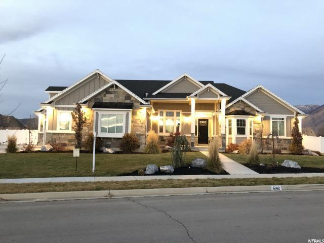 6142 W Chapel Dr, Highland, UT 84003 (#1493475) :: R&R Realty Group