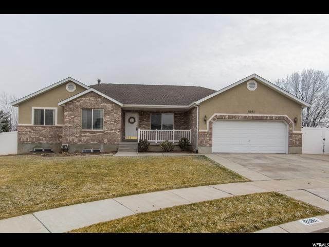 8961 S Pinenut Cir, West Jordan, UT 84088 (#1493887) :: Colemere Realty Associates