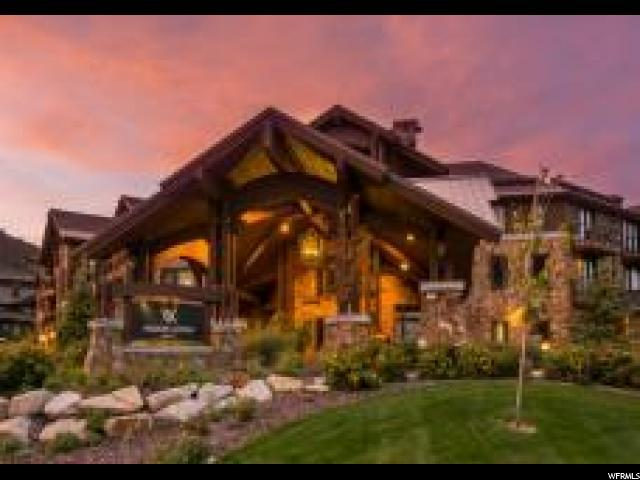 2100 Frostwood Blvd #6120, Park City, UT 84098 (#1494311) :: Colemere Realty Associates