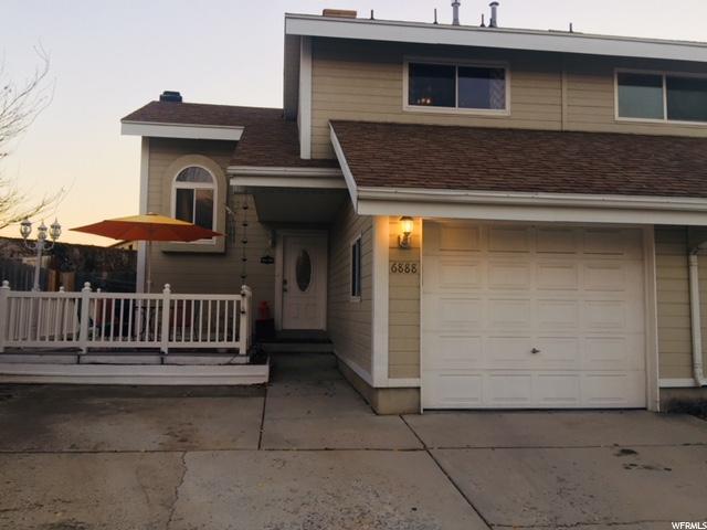 6888 S Hillside Village Cir, Cottonwood Heights, UT 84121 (#1494372) :: Bengtzen Group