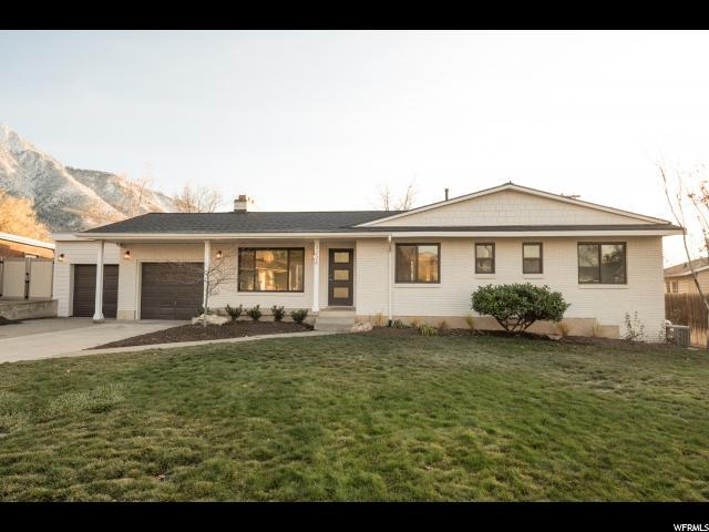 3226 E Delsa Dr S, Holladay, UT 84124 (#1494968) :: Colemere Realty Associates