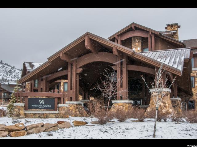 2100 Frostwood Blvd #7116, Park City, UT 84098 (#1495080) :: Bustos Real Estate | Keller Williams Utah Realtors