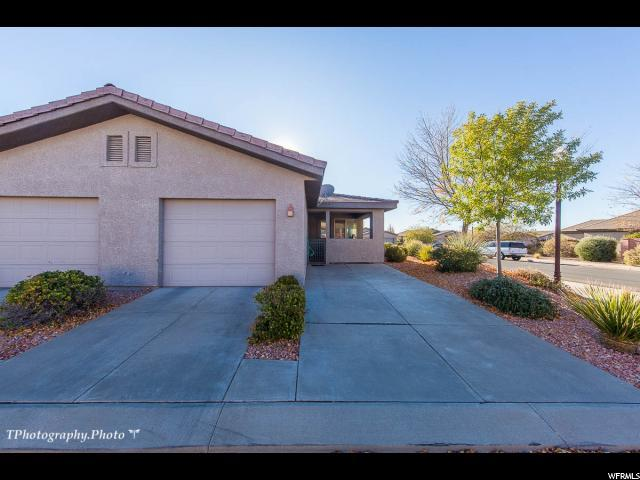 3369 E Sweetwater Spgs, Washington, UT 84780 (#1495147) :: Exit Realty Success
