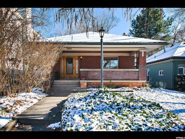 124 N I St E, Salt Lake City, UT 84103 (#1495181) :: Colemere Realty Associates