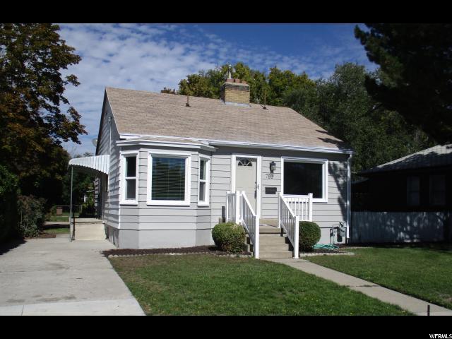 753 E Loveland Ave S, Salt Lake City, UT 84106 (#1495362) :: Colemere Realty Associates