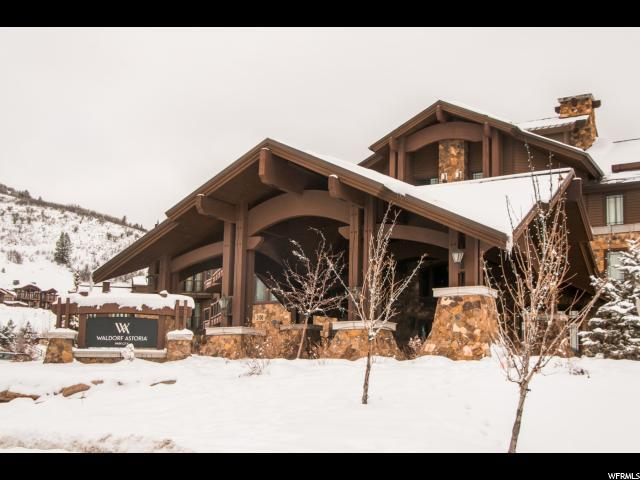 2100 W Frostwood Blvd #4163, Park City, UT 84098 (#1495379) :: Red Sign Team
