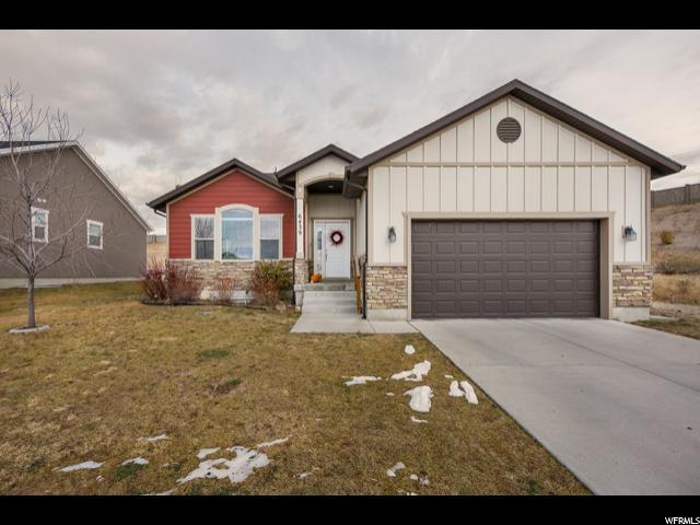 6439 S Purple Sky Ct, West Jordan, UT 84081 (#1495415) :: Bengtzen Group