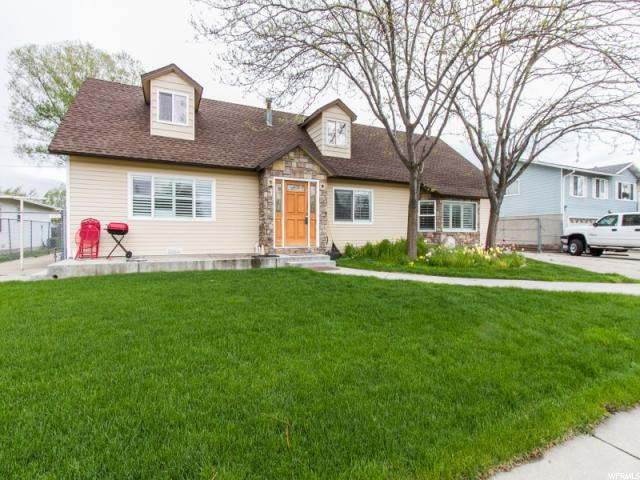 774 N 975 W, West Bountiful, UT 84087 (#1495541) :: The Muve Group