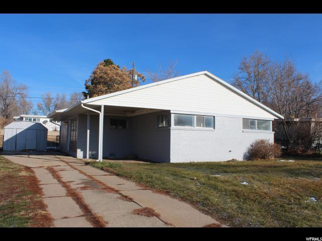 551 E Daley Ave N, Layton, UT 84041 (#1495542) :: Exit Realty Success