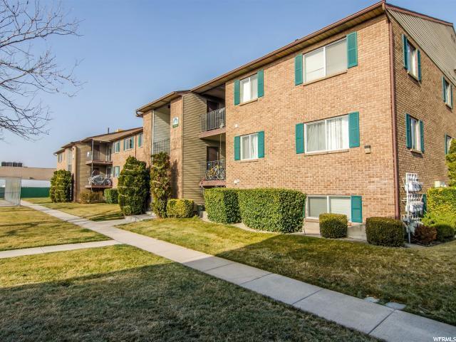 4168 S Oak Meadow S Dr W #31, Taylorsville, UT 84123 (#1495570) :: Exit Realty Success