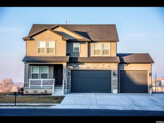 642 W Rachelle Park Cv, South Jordan, UT 84095 (#1495676) :: The Utah Homes Team with HomeSmart Advantage