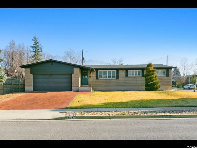 6047 S 1430 E, Cottonwood Heights, UT 84121 (#1495729) :: Colemere Realty Associates
