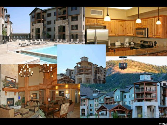 2669 Canyons Resort Dr 212ABC, Park City, UT 84098 (#1495762) :: The Fields Team