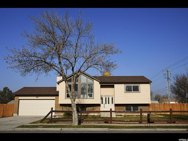 1312 W Bora Bora Dr, West Jordan, UT 84084 (#1495804) :: Bengtzen Group