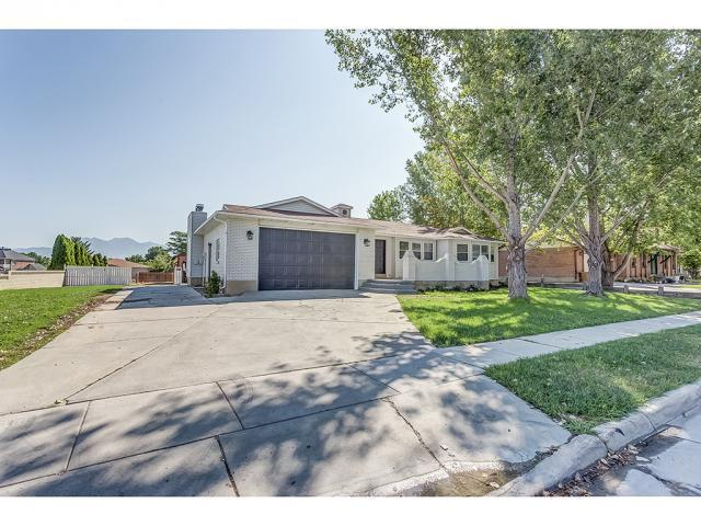 9263 S Tanya Ave W, West Jordan, UT 84088 (#1495822) :: Bengtzen Group
