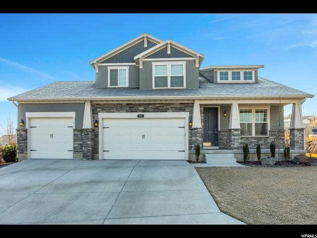 805 W Moss Springs Cv, South Jordan, UT 84095 (#1495825) :: The Utah Homes Team with HomeSmart Advantage