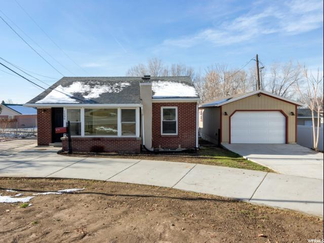 1536 S Orchard Dr. E, Bountiful, UT 84010 (#1495841) :: Exit Realty Success