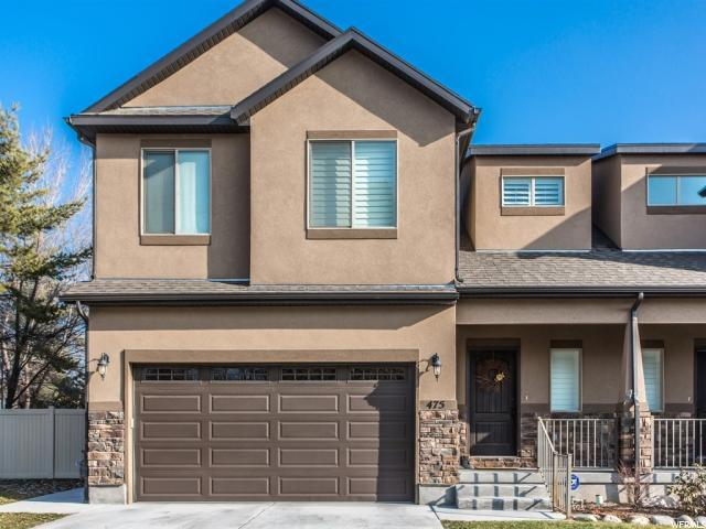 475 E Aspen Meadows Ct S, Millcreek, UT 84107 (#1495842) :: Bengtzen Group