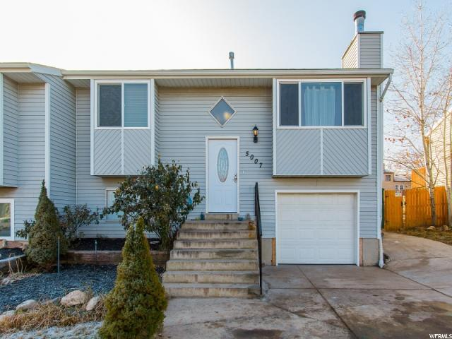 5007 W 6515 S, West Jordan, UT 84084 (#1495958) :: Bengtzen Group