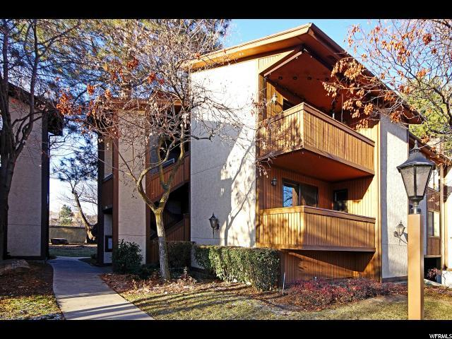 6904 S Countrywoods Cir 27D, Cottonwood Heights, UT 84047 (#1495969) :: Colemere Realty Associates