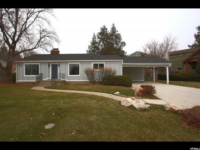 2233 E 4500 S, Holladay, UT 84117 (#1496011) :: Colemere Realty Associates