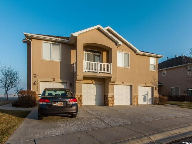 7369 S Brittany Town Dr, West Jordan, UT 84084 (#1496084) :: Exit Realty Success