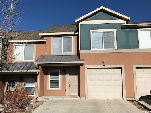 5014 W Boulder Crest Dr 43-4, Herriman, UT 84096 (#1496108) :: The Utah Homes Team with HomeSmart Advantage