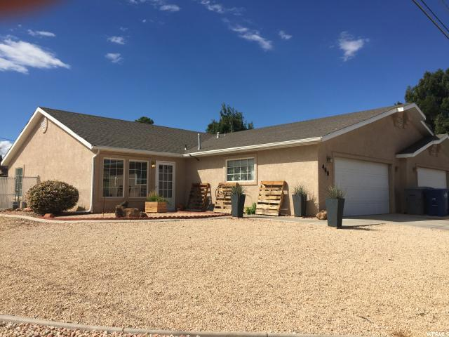 488 S 1100 E, St. George, UT 84770 (#1496144) :: Colemere Realty Associates