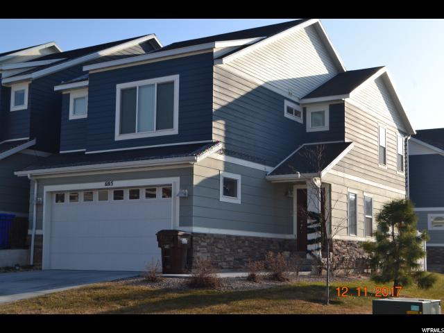 695 W Broad Stripes Dr., Bluffdale, UT 84065 (#1496167) :: Colemere Realty Associates