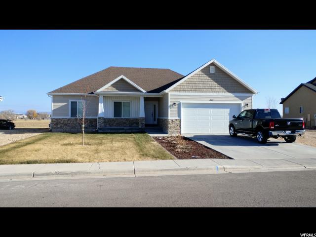 857 S 250 W, Vernal, UT 84078 (#1496219) :: Exit Realty Success