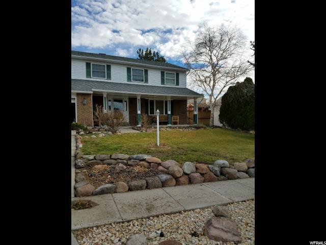 11917 S Cedar Ridge Rd E, Sandy, UT 84094 (#1496238) :: Exit Realty Success